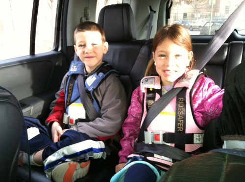How a Properly Fit Car Seat Can Benefit a Child