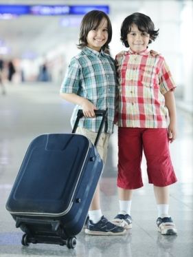 Tips to Stay Safe and Sane While Traveling Abroad With Children