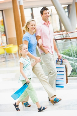 Safety While Shopping With Kids