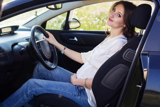 safe driving during pregnancy